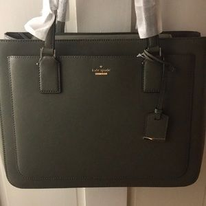 Kate Spade Bag NWT Olive Cameron Street Zooey